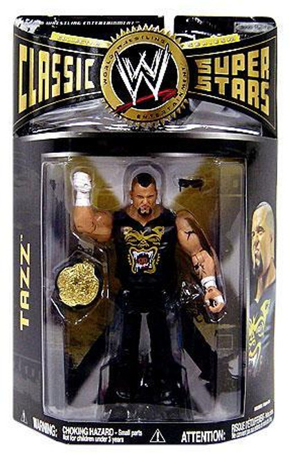 WWE Wrestling Classic Superstars Series 21 Tazz Action Figure