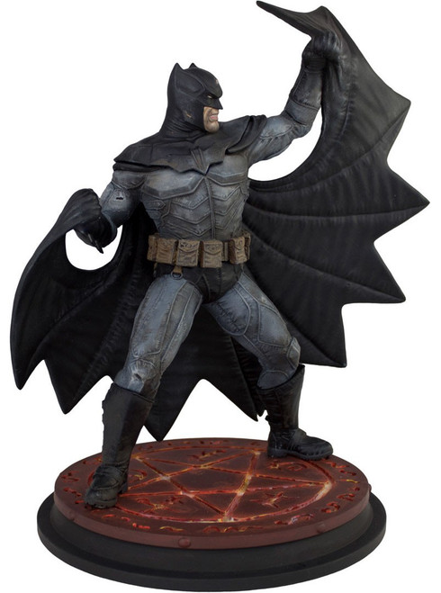 DC Heroes Batman Exclusive 6-Inch Collectible Statue [Damned]