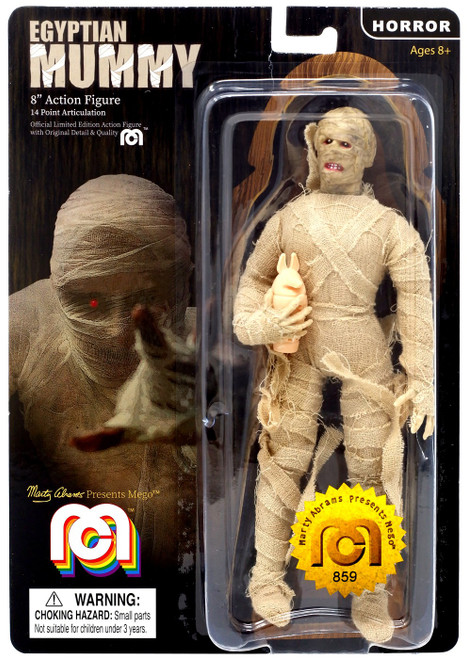 Horror Egyptian Mummies Action Figure