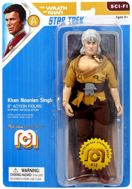 Star Trek The Wrath of Khan Khan Noonien Singh Action Figure