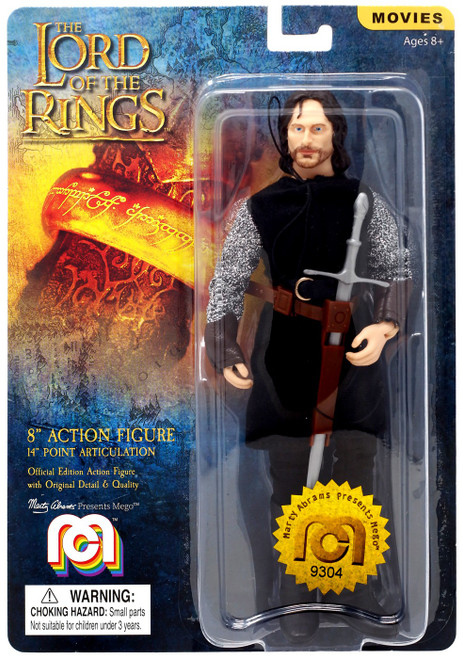 The Lord of the Rings Aragorn Action Figure