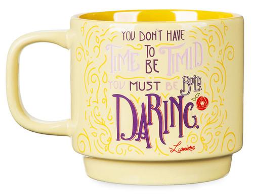 Disney Wisdom Beauty and the Beast Exclusive Mug