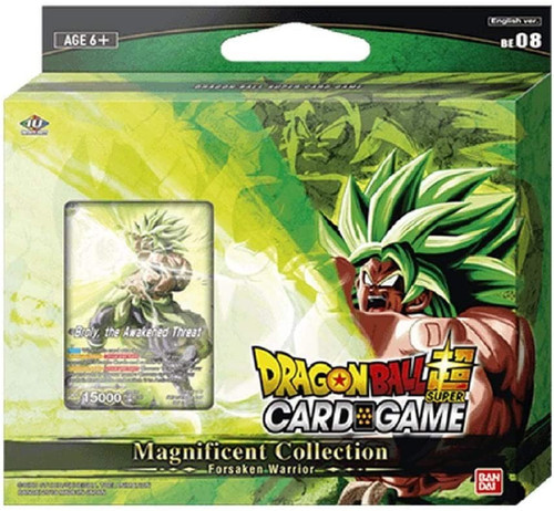 Dragon Ball Super Collectible Card Game Magnificent Collection Broly