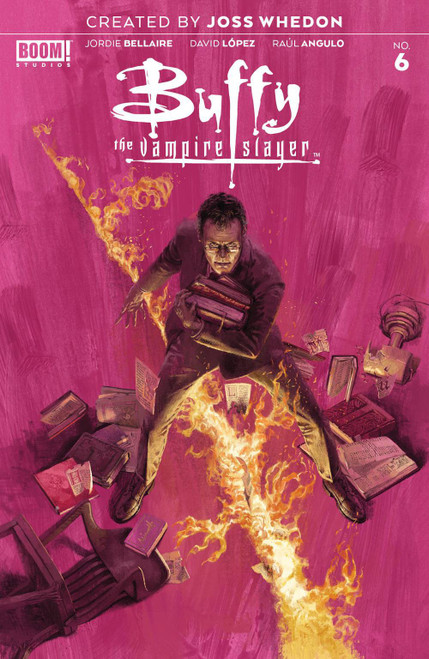 Boom Studios Buffy The Vampire Slayer #6 Comic Book