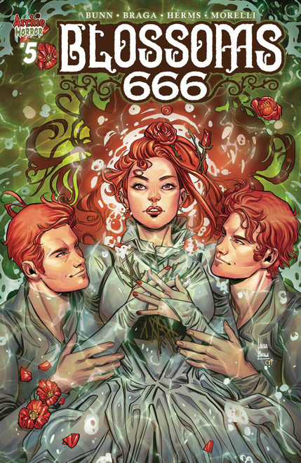 Archie Comic Publications Blossoms 666 #5 of 5 Comic Book