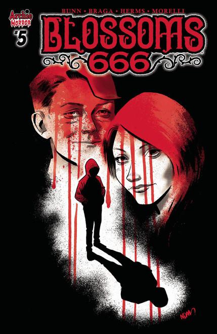 Archie Comic Publications Blossoms 666 #5 of 5 Comic Book [Adam Gorham Variant Cover B]