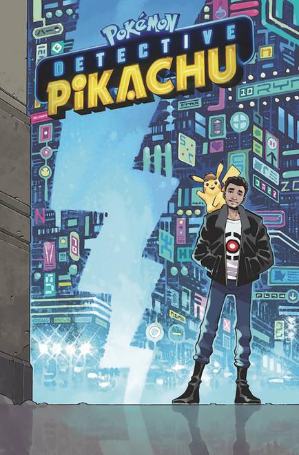 Legendary Comics Pokemon: Detective Pikachu Movie Graphic Novel