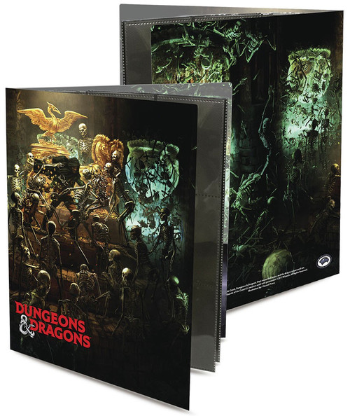Ultra Pro Dungeons & Dragons Papa Zotl's Tomb Portfolio