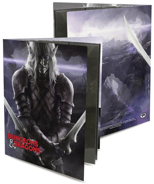 Ultra Pro Dungeons & Dragons Drizzt Portfolio