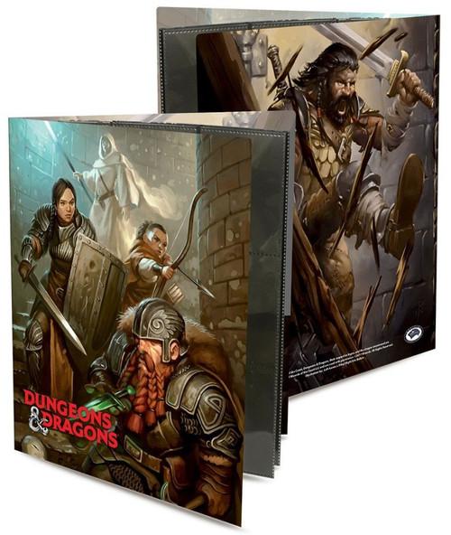 Ultra Pro Dungeons & Dragons Dungeon Crawl Portfolio