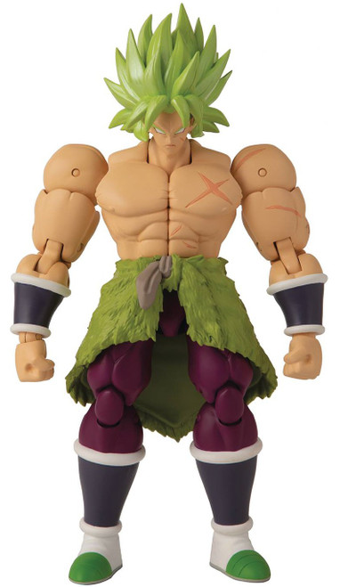Dragon Ball Super Dragon Stars Series 12 Super Saiyan Broly Action Figure