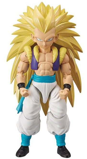 Dragon Ball Super Dragon Stars Series 12 Super Saiyan 3 Gotenks Action Figure