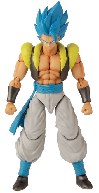 Dragon Ball Super Dragon Stars Series 11 Super Siayan Blue Gogeta Action Figure