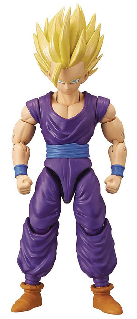 Dragon Ball Super Dragon Stars Series 11 Super Siayan 2 Gohan Action Figure
