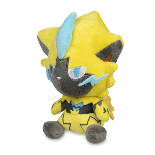 Pokemon Zeraora Exclusive 6.75-Inch Plush