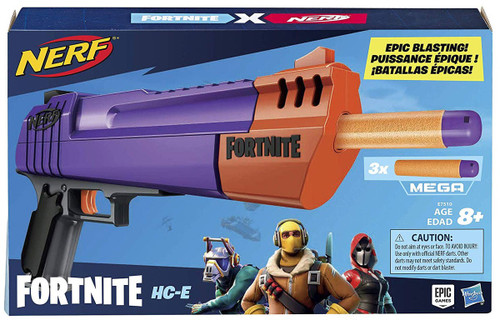 NERF Fortnite HC-E Dart Blaster Toy