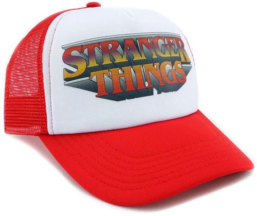 Funko Stranger Things Gradiant Logo Trucker Hat [Limited Edition]