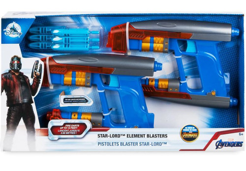 Disney Marvel Avengers Star-Lord Element Blasters Exclusive Roleplay Set [2019]