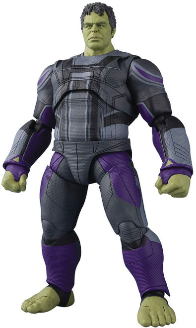 Marvel Avengers Endgame S.H. Figuarts Hulk Action Figure [Endgame Version]