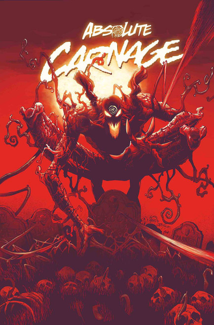 Marvel Comics Absolute Carnage #1 Comic Book