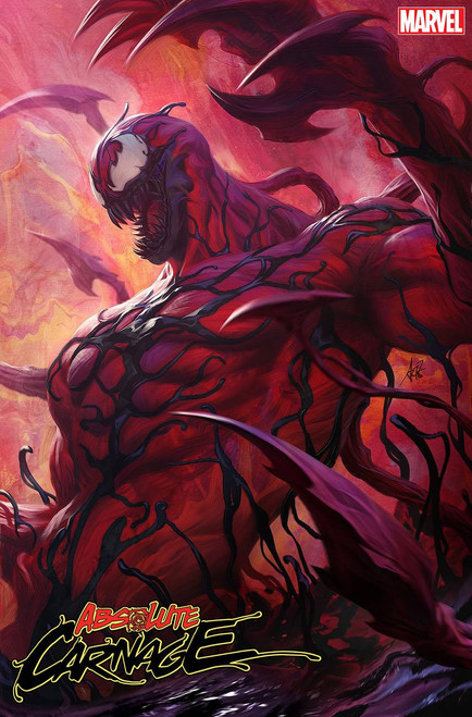 Marvel Comics Absolute Carnage #1 Comic Book [Artgerm Variant Cover]