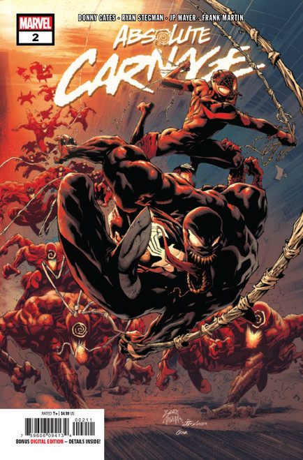 Marvel Comics Absolute Carnage #2 Comic Book
