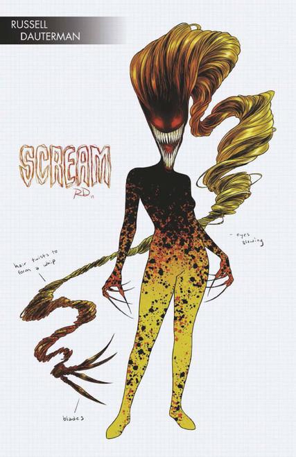 Marvel Comics Absolute Carnage Scream #1 Comic Book [Dauterman Young Guns Variant Cover]
