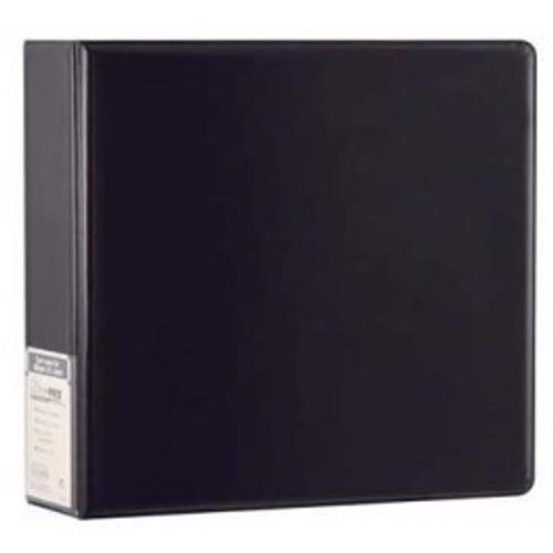 Ultra Pro 3 Ring Black Album