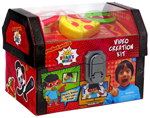Ryan's World Video Creation Kit Playset [Version 1]
