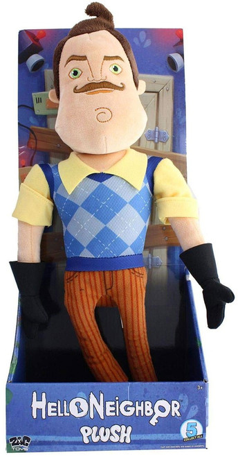 Hello Neighbor The Neighbor 15-Inch Plush [Regular]