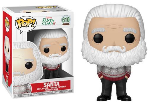 Funko The Santa Clause POP! Disney Santa Vinyl Figure #610