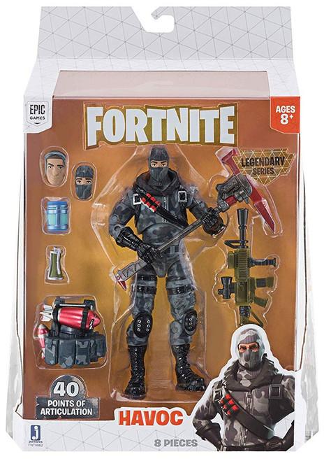 Fortnite Legendary Series Havoc Action Figure