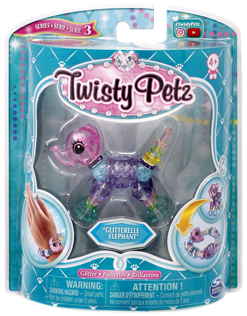 Twisty Petz Series 3 Glitterelle Elephant Bracelet