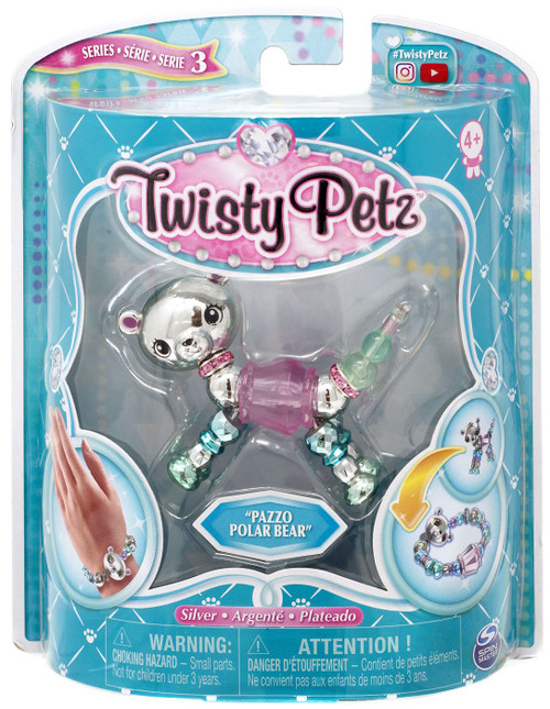 Twisty Petz Series 3 Pazzo Polar Bear Bracelet