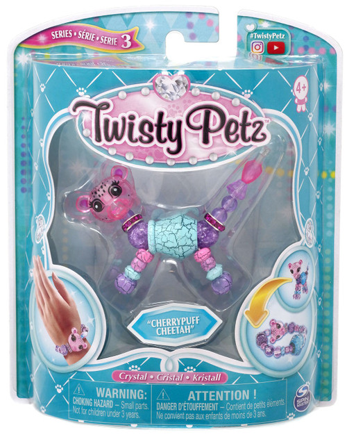 Twisty Petz Series 3 Cherrypuff Cheetah Bracelet