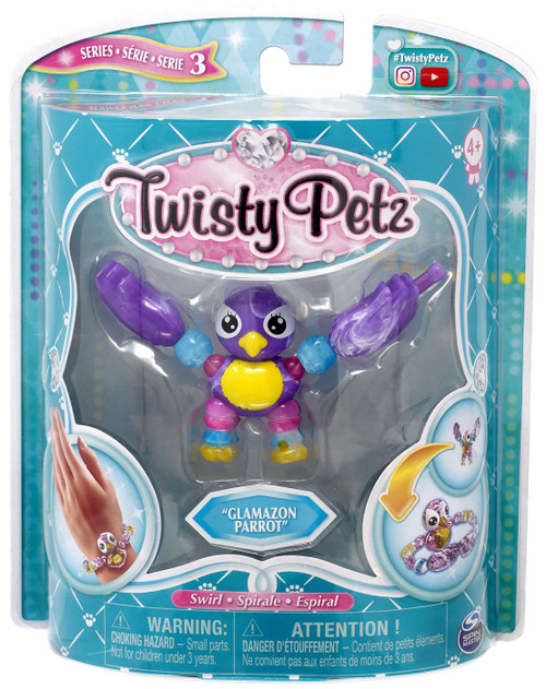 Twisty Petz Series 3 Glamazon Parrot Bracelet