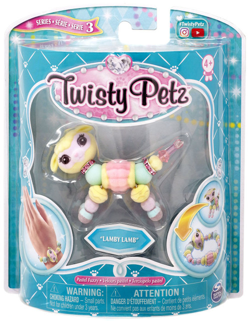 Twisty Petz Series 3 Lamby Lamb Bracelet