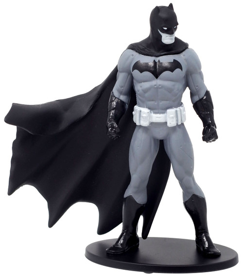 Batman Black & White Series 1 Jason Fabok 3.75-Inch Mini Statue [Loose]