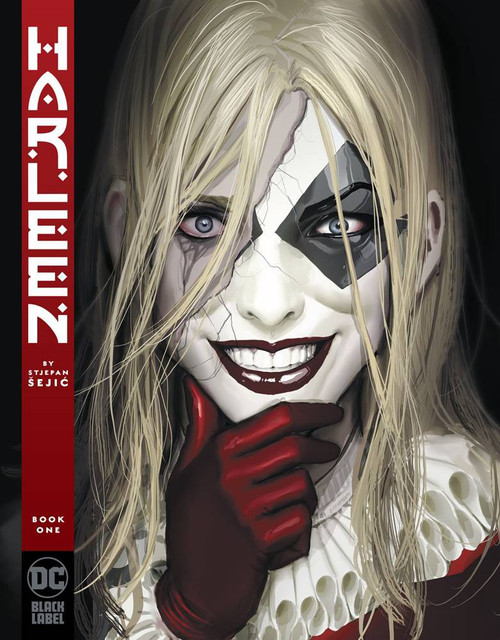 DC Black Label Harleen #1 Comic Book [Stjepan Sejic]