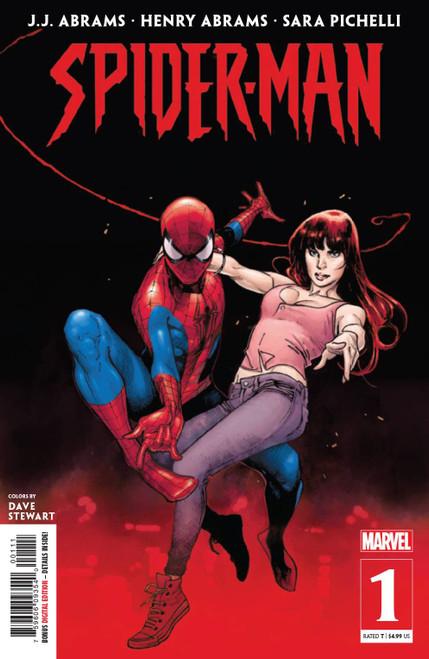 Marvel Comics Spider-Man #1 of 5 By J.J & Henry Abrams Comic Book