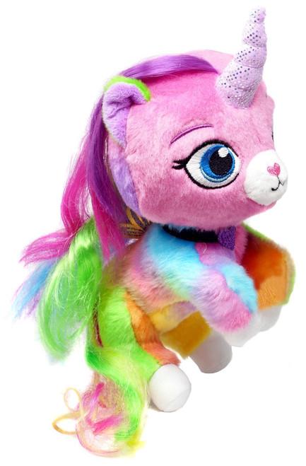 Nickelodeon Rainbow Butterfly Unicorn Kitty Unicorn Felicity Exclusive 9-Inch Plush
