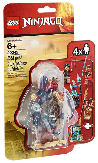 LEGO Ninjago Minifigure Set #40342