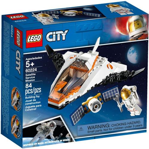 LEGO City Satellite Service Mission Exclusive Set #60224