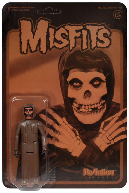 ReAction Misfits The Fiend Action Figure [Collection II]