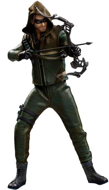 DC Green Arrow Action Figure [2.0 Version]