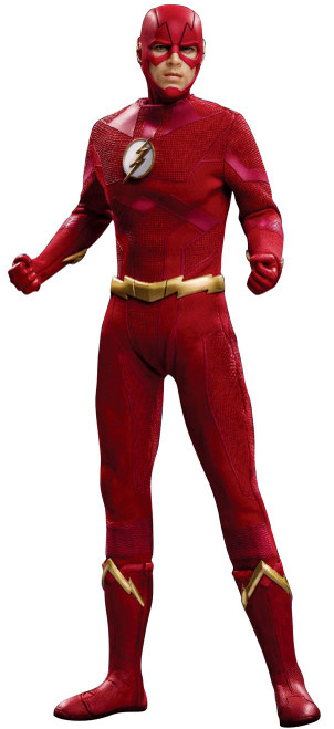 DC Flash TV Series The Flash Action Figure [2.0 Version]