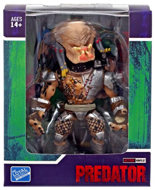 Action Vinyls Elder Predator Vinyl Figure [Metallic]