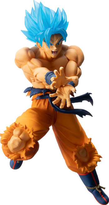 Dragon Ball Ichiban Super Saiyan God SS Son Goku 6.3-Inch Collectible PVC Figure