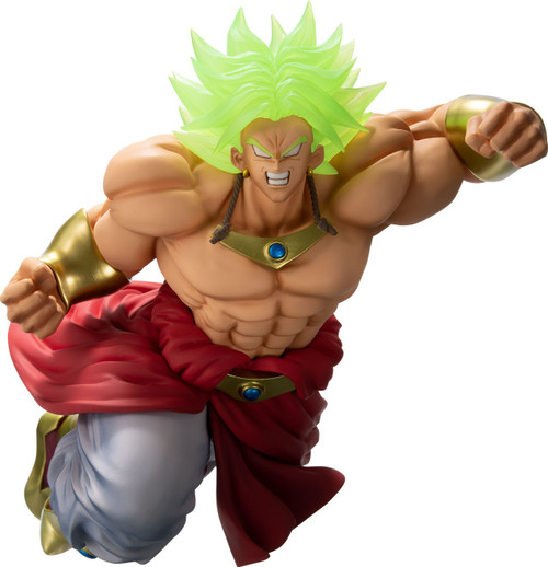Dragon Ball Ichiban Super Saiyan Broly 93' 7.7-Inch Collectible PVC Figure