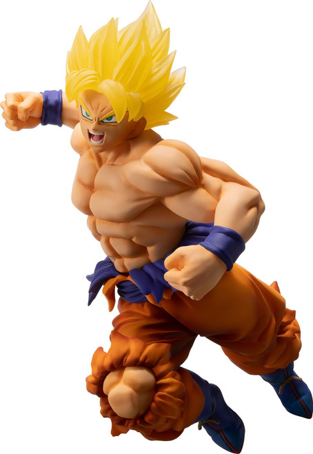 Dragon Ball Ichiban Super Saiyan Son Goku 93' 6.3-Inch Collectible PVC Figure